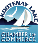Kootenay Lake Chamber of Commerce logo