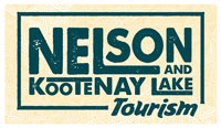 Nelson and Kootenay Lake Tourism logo